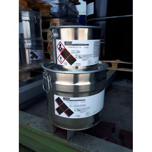 Conipur 111 (25kg) dvojzložkové polyuretánové lepidlo na povrchy: betón, asfalt